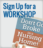Sign up for a workshop