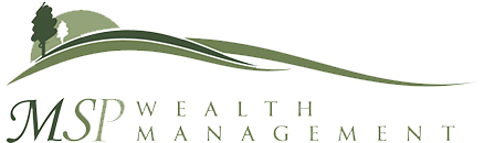 MSP Wealth Management Logo