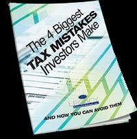 4 Biggest Tax Mistakes
