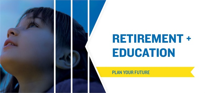 Retirement + Education