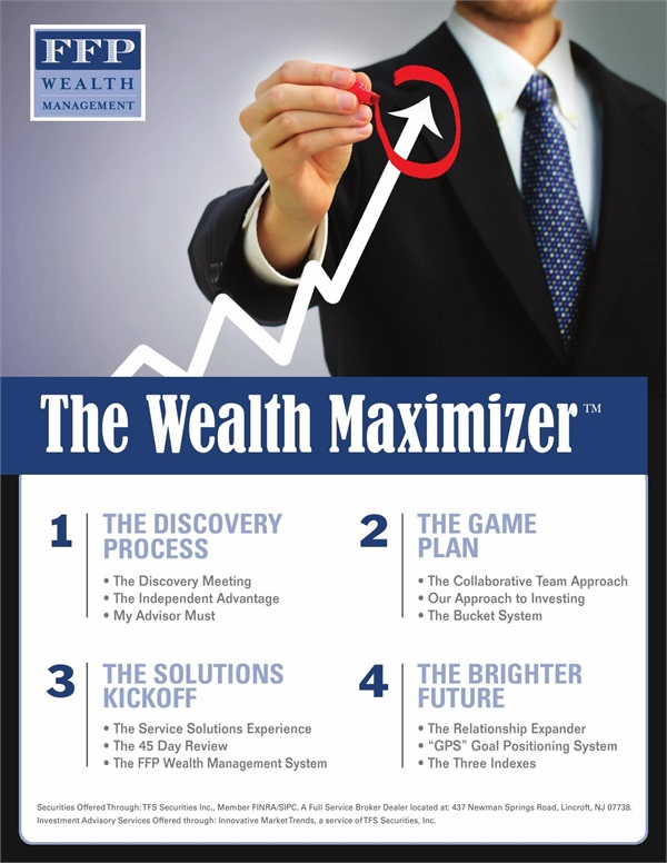 Wealth Maximizer Process
