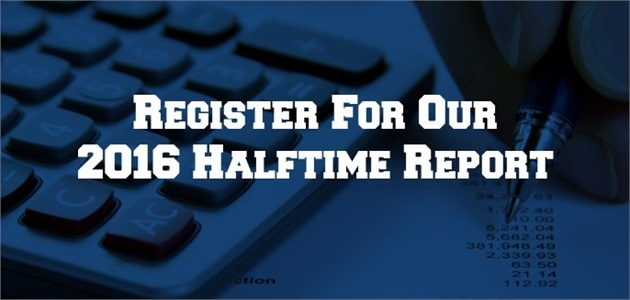 Register for the 2016 Halftime Report
