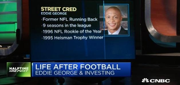 FFEC's Edie George on CNBC