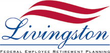 Livingston Federal Employee Retirement Planning Logo
