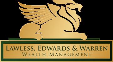 Lawless, Edwards, & Warren Wealth Management Logo