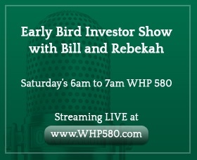 Early Bird Investor Show with Bill and Rebekah