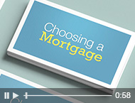 Choosing a Mortgage
