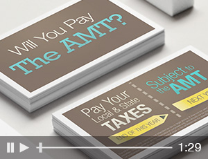 Will You Pay the AMT?