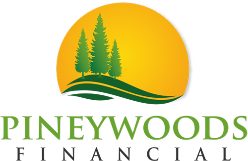 Pinewoods Financial Logo