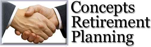 Comcepts Retirement Planning Company Logo